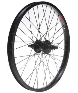 Sapient Flak Jacket Double Wall Alloy Rear Wheel Axle Black 14mm #4