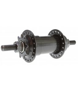 Sapient Alloy Rear Wheel Axle Black 3/8in #6
