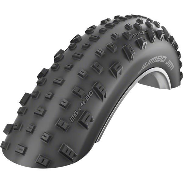 Schwalbe Jumbo Jim Liteskin Evo Folding Bead Bike Tire