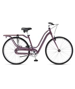 Schwinn City 3 Bike Lilac 17.3in