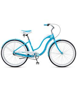 Schwinn Debutante Beach Cruiser Electric Blue 26in