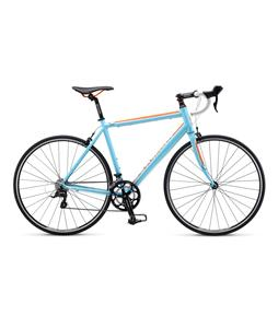 Schwinn Fastback 2 Bike Blue/Orange 50cm