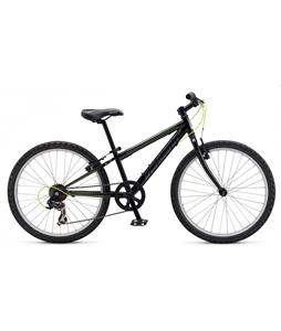 Schwinn Frontier 24in Bike Black 21.8in