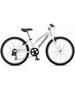 Schwinn Frontier 24in Bike White 19.4in