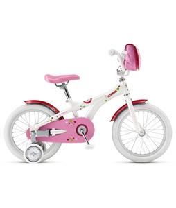 Schwinn Lil Stardust Bike White 16in