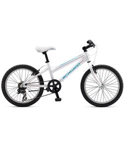 Schwinn Mesa 20 Bike White 20in