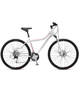 Schwinn Searcher 2 Bike Pearl White 43cm