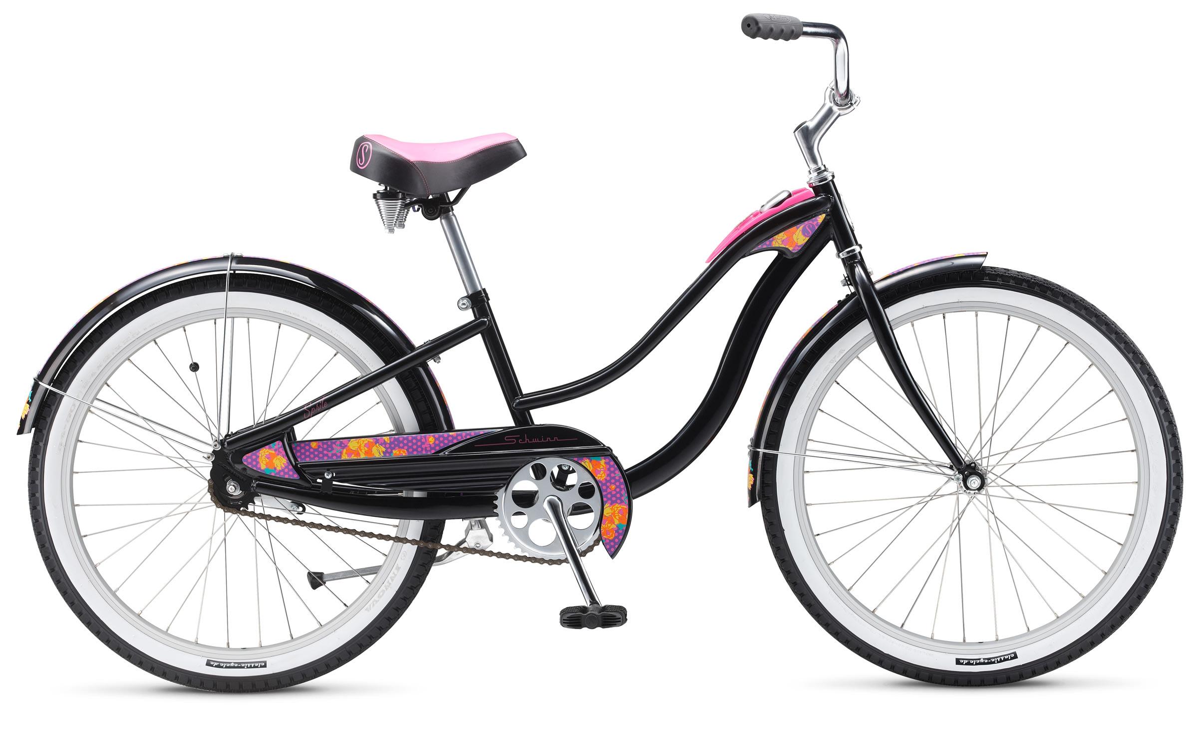 Details about schwinn sprite 24 bike black 24in youth