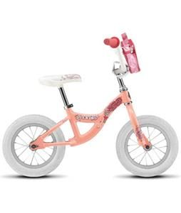 Schwinn Tigress Walk n' Roll Bike Coral 12in