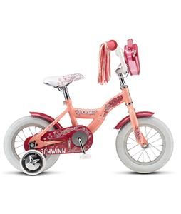 Schwinn Tigress Bike Pink/Berry/White 12in