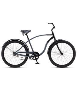 Schwinn Tornado Beach Cruiser Black/Charcoal 26in