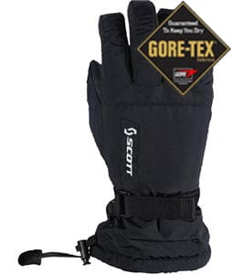 Scott Fuel Gore-Tex Gloves Black