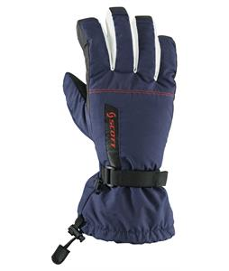 Scott Fuel Gore-Tex Gloves Blue