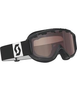 Scott Jr Hookup Goggles Black/Natural Lens 40% Vlt Lens