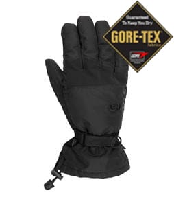 Scott Timber Gore-Tex Gloves Black