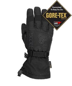 Scott Darci Gore-Tex Gloves Black