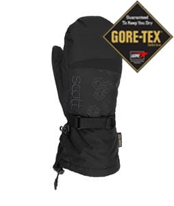 Scott Darci Gore-Tex Mittens Black