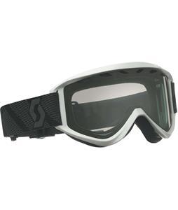 Scott Duel Goggles Silver/Amplifier Lens