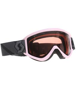 Scott Duel Goggles Pink/Amplifier Lens