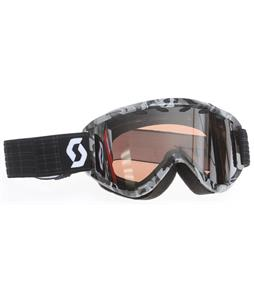 Scott Duel Plus Goggles Camo/Silver Chrome Lens