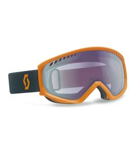 Scott Faze Goggles Orange Grey/Naturl 45% Vlt Lens