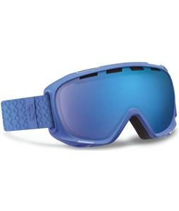 Scott Fix Goggles Blue Solid/Black Chrome Lens