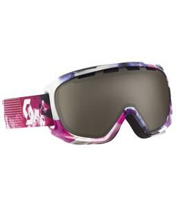 Scott Fix Goggles Fashionwash Pink/Natural Lens Black Chrome 32% Vlt Lens