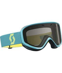 Scott Mia Goggles Teal Green/Natural Lens 40% Vlt Lens