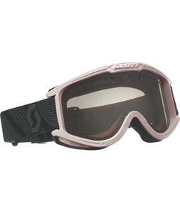 Scott Performance Goggles Powder Pink/Amplifier Lens