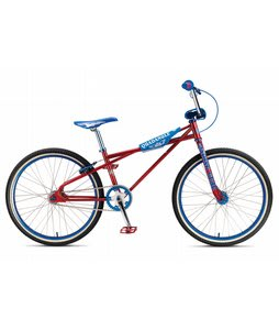 SE 24 Quadangle Looptail Race Bike 24in 2010