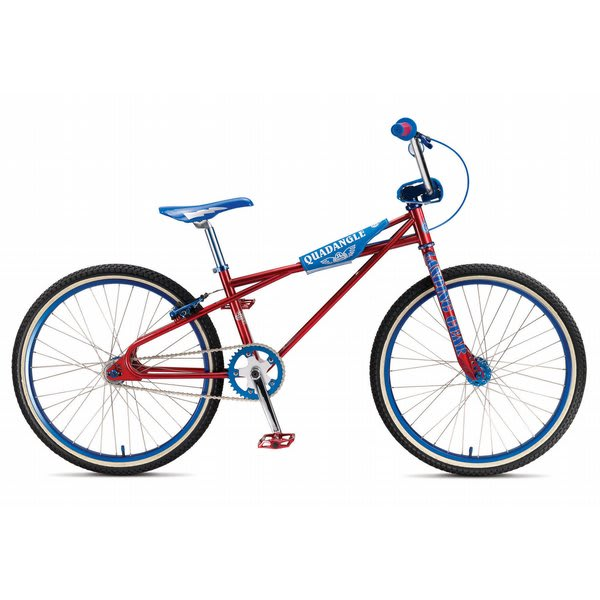 SE 24 Quadangle Looptail Race Bike 24in