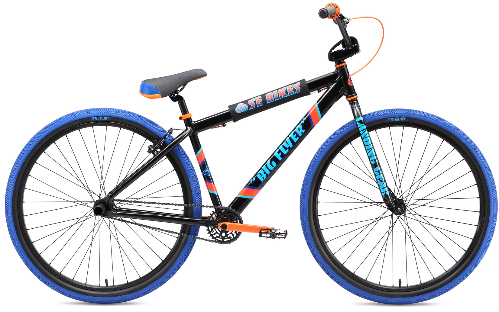 SE Big Flyer 29 BMX Bike 2018