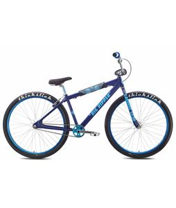 SE Big Ripper 29 BMX Bike Dark Blue 29in/23.6in Top Tube