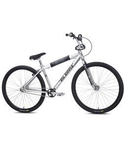 SE Big Ripper 29 BMX Bike Silver 29in