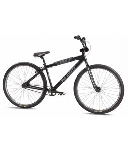 SE Big Ripper BMX Bike Black 29in