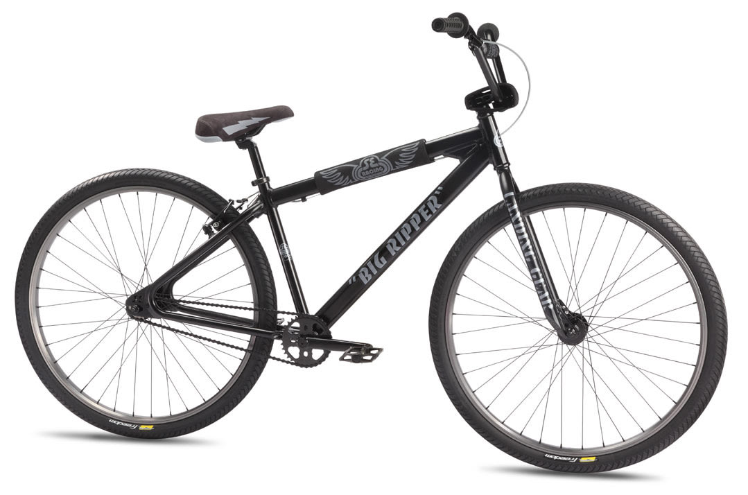 Shop for SE Big Ripper BMX Bike Black 29""