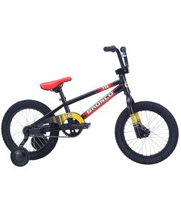 SE Bronco 16 BMX Bike Black 16in