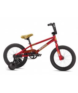 SE Bronco BMX Bike Candy Apple 16in