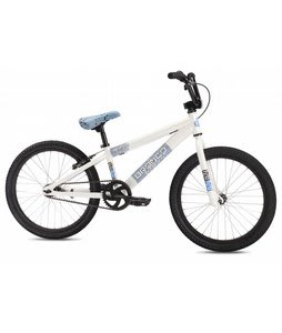 SE Bronco Mini BMX Bike White 20In