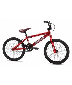 SE Bronco BMX Bike Red 20in