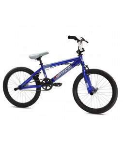 SE Bronco Freestyle BMX Bike Blue 20in