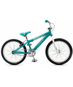 SE Bronco Mini Youth Race Bike Aqua Green  20in
