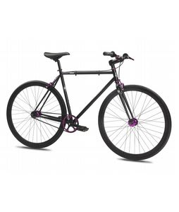SE Draft Lite Adult Single Speed Bike Black Matte 56cm/22in