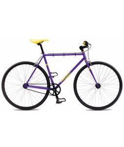 SE Draft Lite Single Speed Bike Purple 54cm