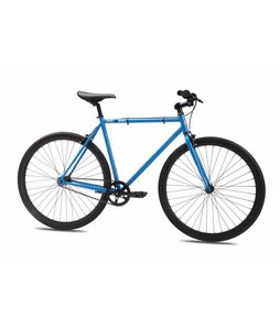 SE Draft Adult Single Speed Bike Blue 49cm