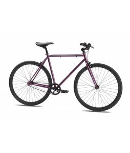 SE Draft Adult Single Speed Bike Purple 49cm/19.25in
