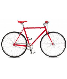SE Draft Lite Single Speed Bike Red Semi Matte 49cm/19.25in