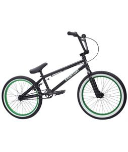 SE Everyday BMX Bike Black/Green 20in