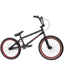 SE Everyday BMX Bike Black/Red 20in