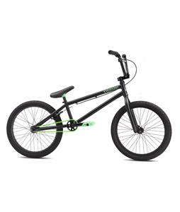SE Everyday BMX Bike Matte Black 20in